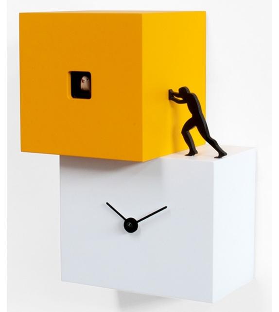 Strong cucù 1 Clock Progetti