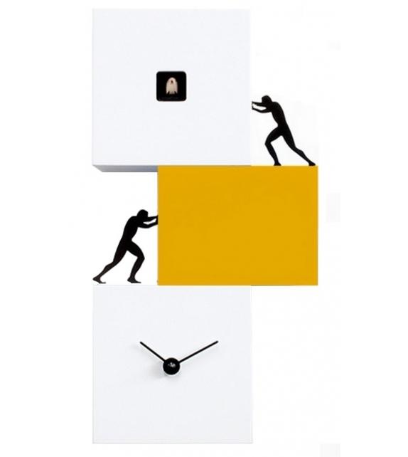 Strong cucù 2 Clock Progetti
