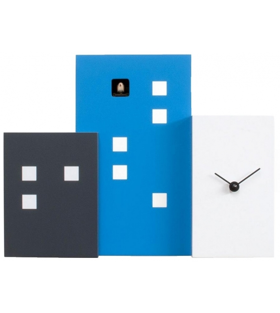 Walls cucù Horloge Progetti