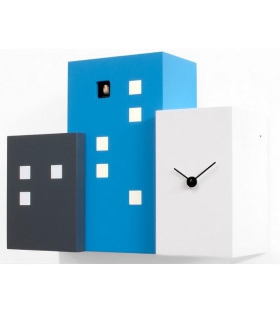 Walls cucù Clock Progetti