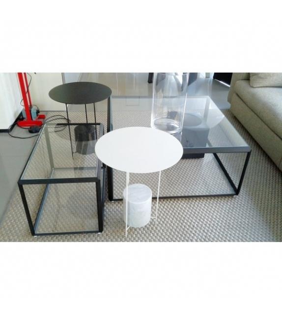 Panna cotta table basse ronde molteni c milia shop - Table basse molteni ...