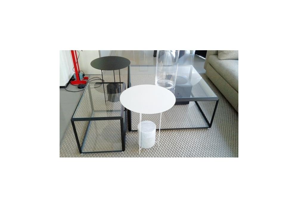 panna cotta table basse ronde molteni c milia shop. Black Bedroom Furniture Sets. Home Design Ideas