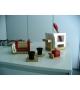 Ora Napkin Holder with Coasters Chioccioline Lab