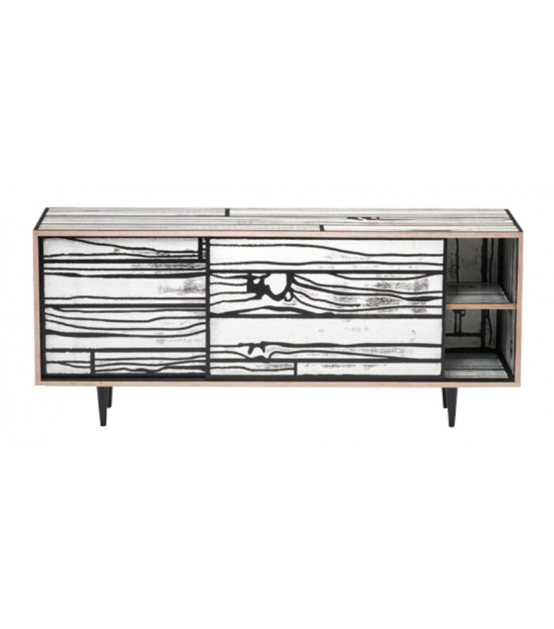 Wrongwoods low cabinet L150cm