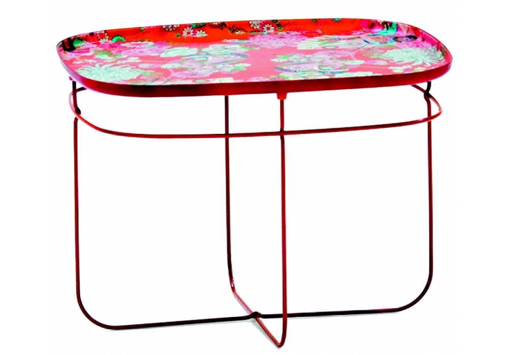 Ukiyo petite table d 39 appoint moroso milia shop for Petite table d appoint exterieur