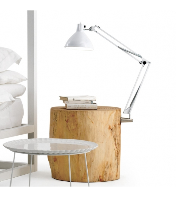 Piantama Coffee Table With Lamp Mogg