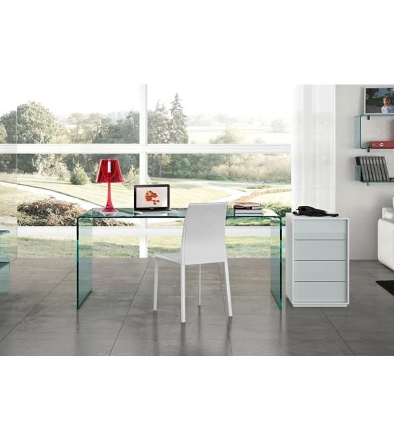 rialto scrivania fiam milia shop. Black Bedroom Furniture Sets. Home Design Ideas
