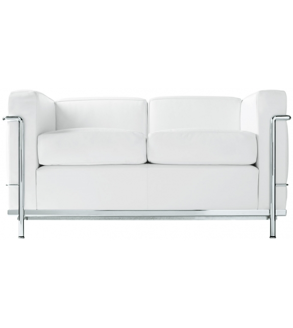 LC2 Two - Seater Sofa Cassina
