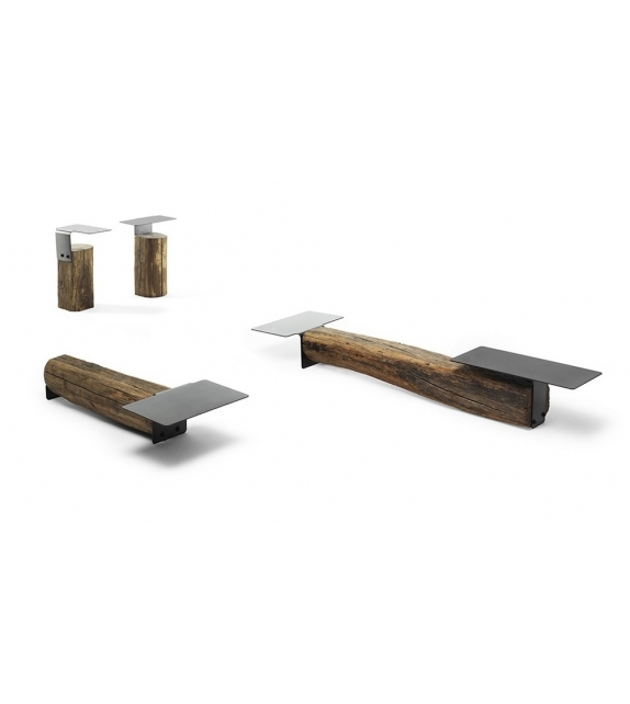 Mogg: Beam Low Coffee Table/Bench