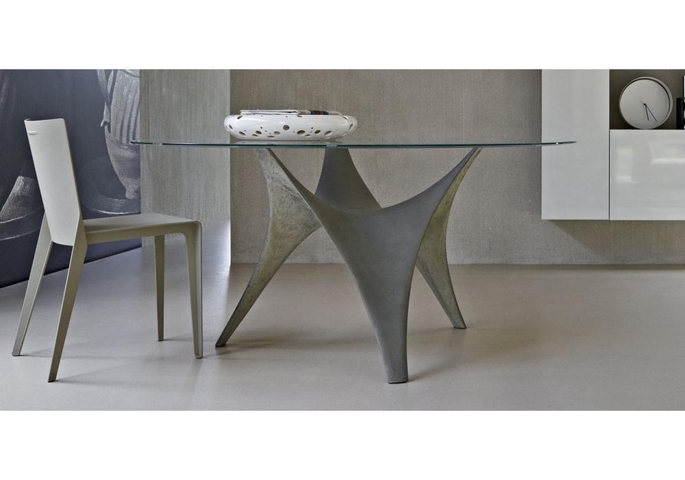 Superior Arc Round Table Molteni U0026 C