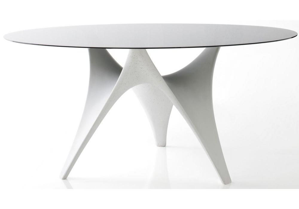 Arc tavolo ovale molteni c milia shop - Tavolo ellittico ...