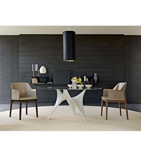 Arc Oval Table Molteni & C