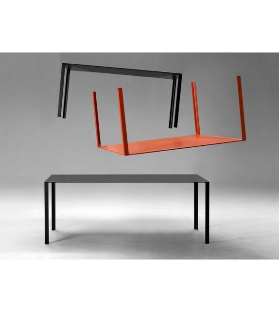 LessLess Rectangular Table Molteni & C