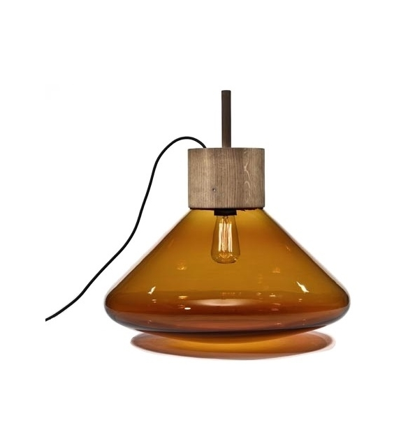 Muffins Wood 03A Lampe Brokis