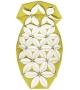 Antibodi Chaise Longue Multicolor Con Flores Moroso