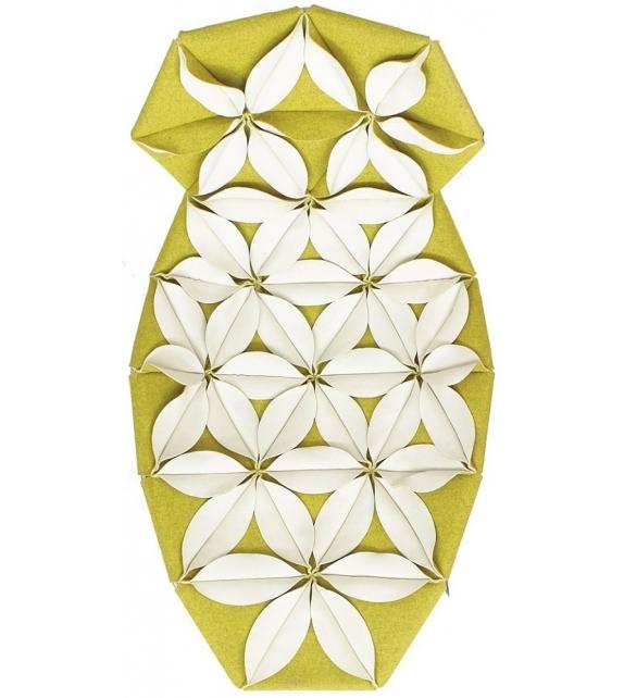Antibodi Moroso Chaise Longue Multicolor Con Flores