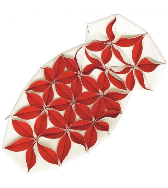 Antibodi Moroso Chaise Longue Multicolor Avec Fleurs