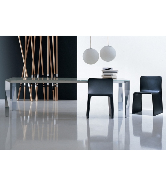Diamond Table Rectanguaire Molteni & C