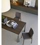 Diamond Rectangular Table Molteni & C