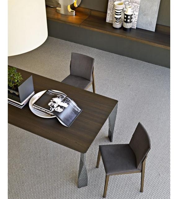 Diamond Rechteckiger Tisch Molteni & C