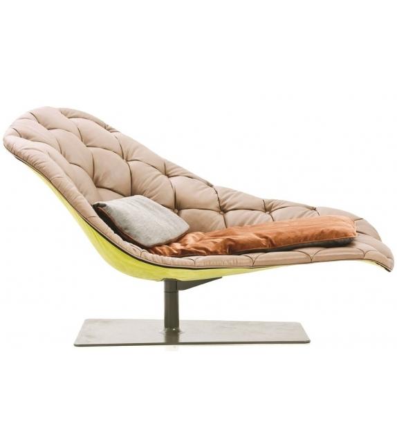 Moroso Bohemian Chaise Longue