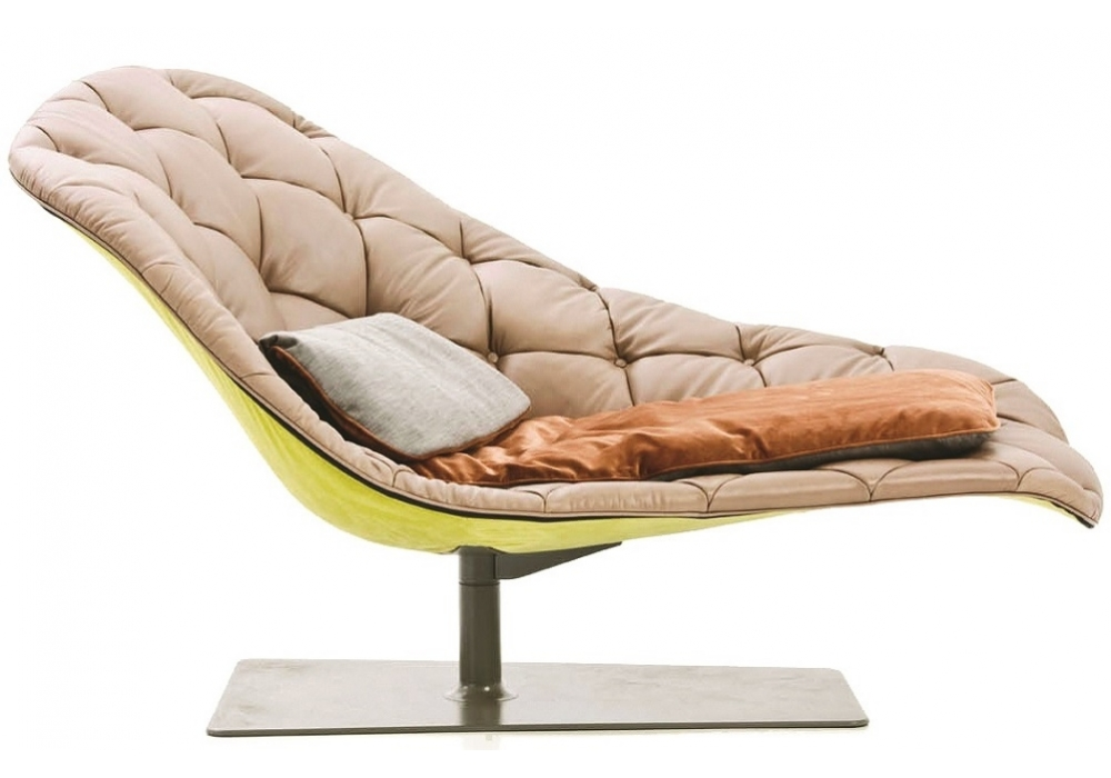 Moroso bohemian chaise longue milia shop for Chaise longue com