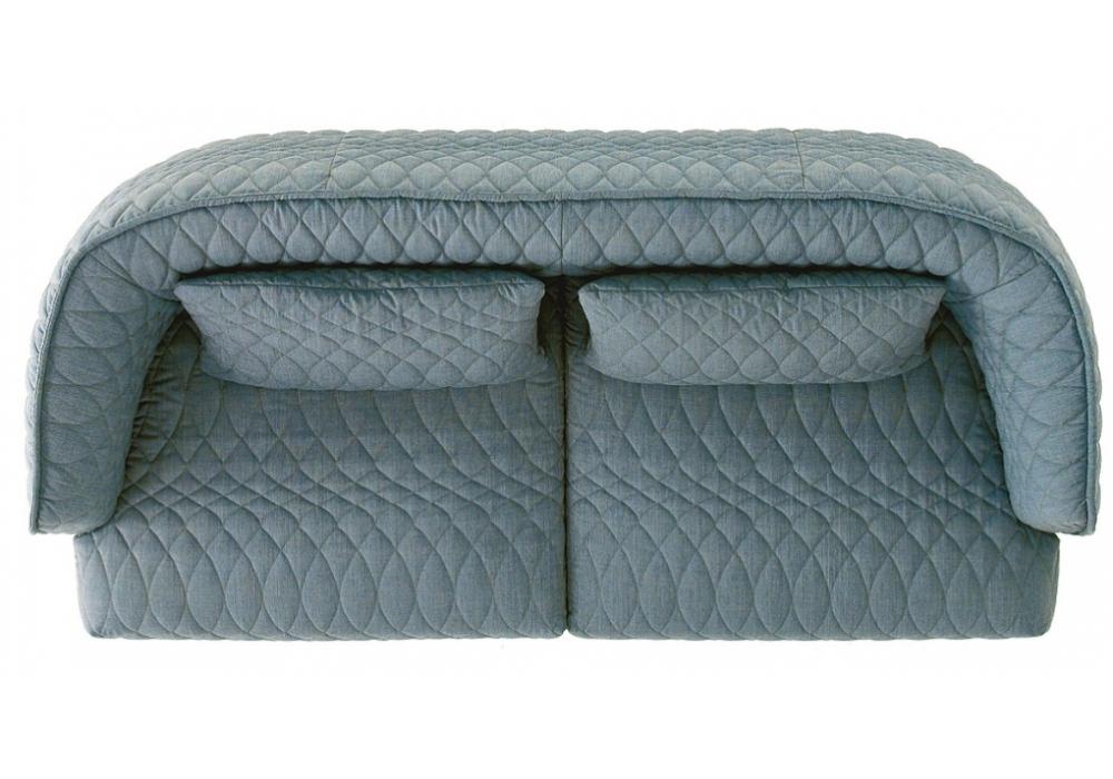 redondo zweiersofa moroso milia shop. Black Bedroom Furniture Sets. Home Design Ideas