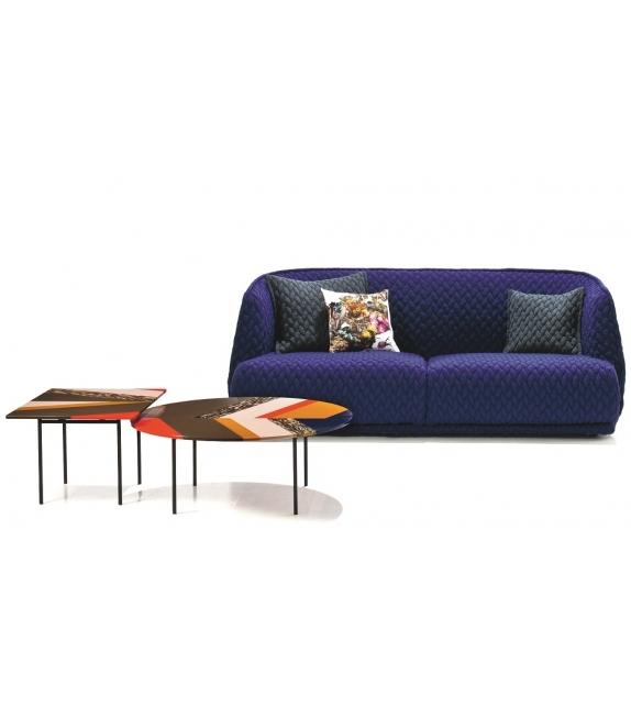 redondo canap 2 places moroso milia shop. Black Bedroom Furniture Sets. Home Design Ideas