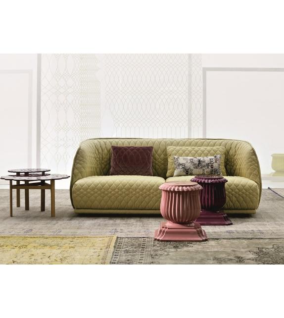 Redondo 2 seater sofa moroso milia shop for Sofas redondos