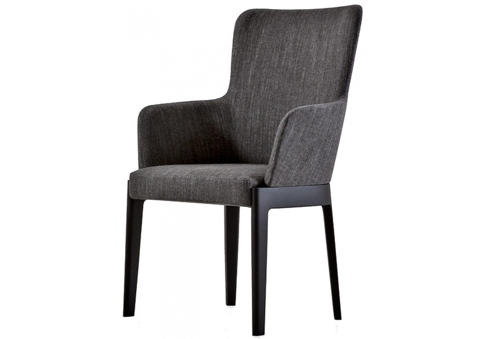 chelsea stuhl mit armlehnen molteni c milia shop. Black Bedroom Furniture Sets. Home Design Ideas