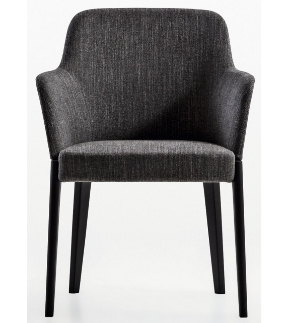 Chelsea Chair With Armrests Molteni & C