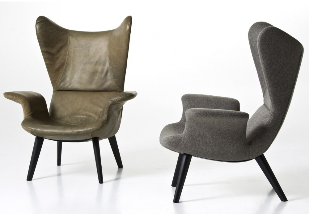 Longwave Armchair Diesel With Moroso Milia Shop