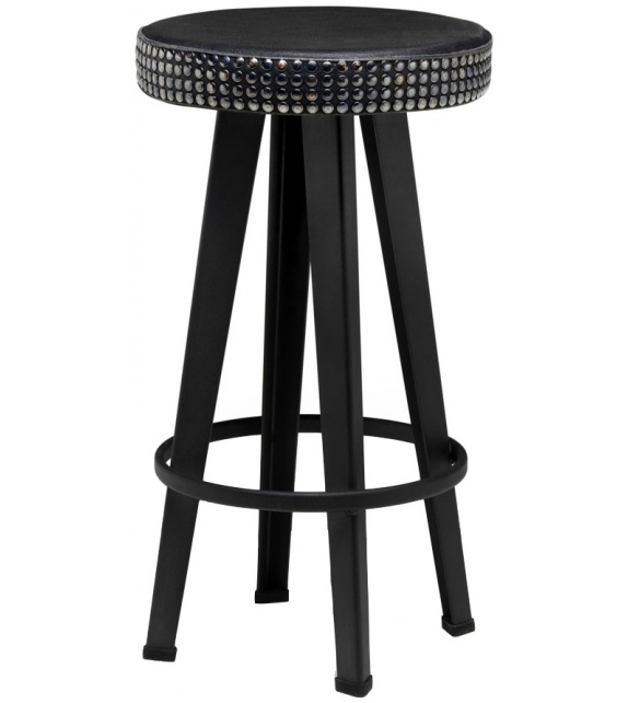 Bar Stud Tabouret Diesel with Moroso