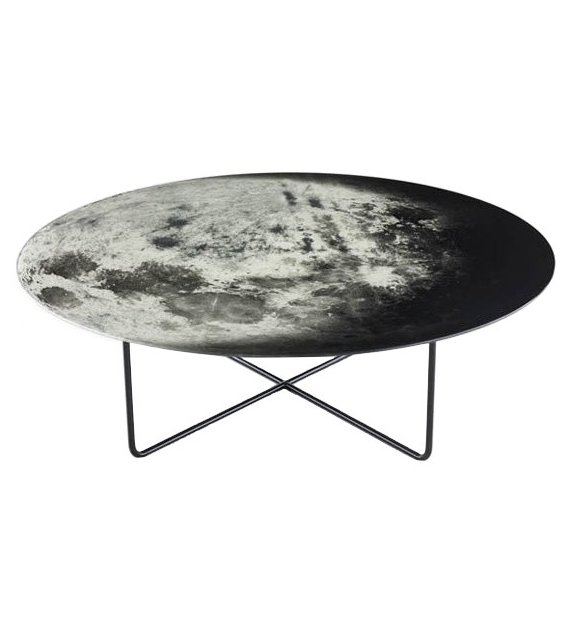 My Moon My Mirror Table Basse Diesel with Moroso