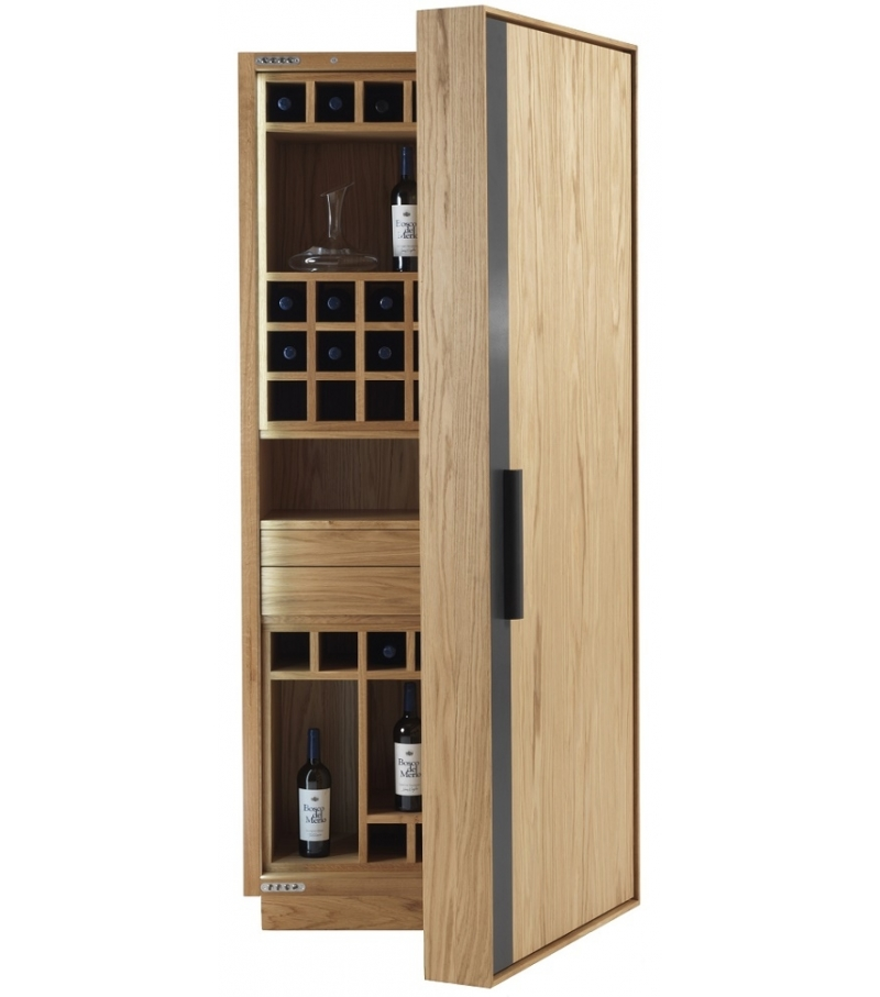 Cambusa wine small mueble despensa riva 1920 milia shop for Mueble despensa cocina