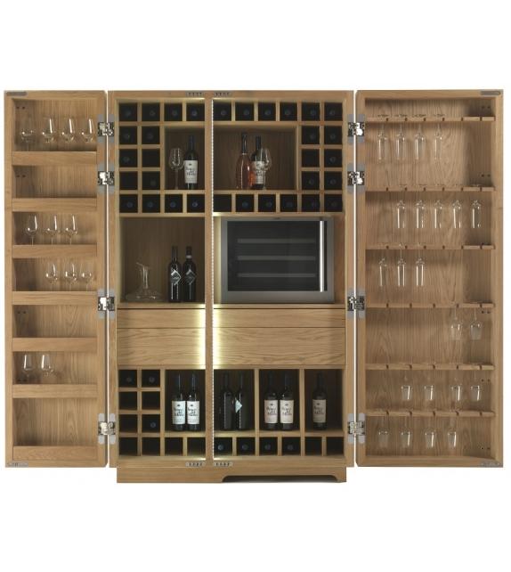 Cambusa Wine Jumbo Mueble Despensa Riva 1920
