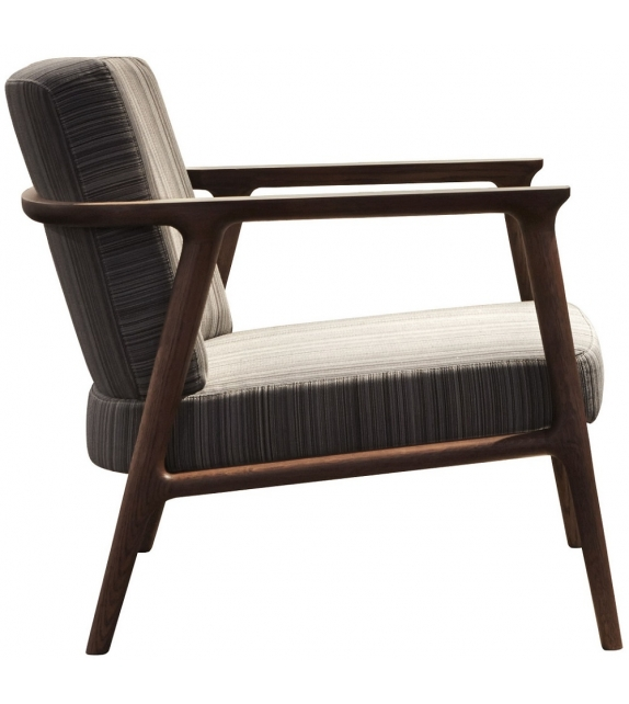Zio Lounge Chair Moooi