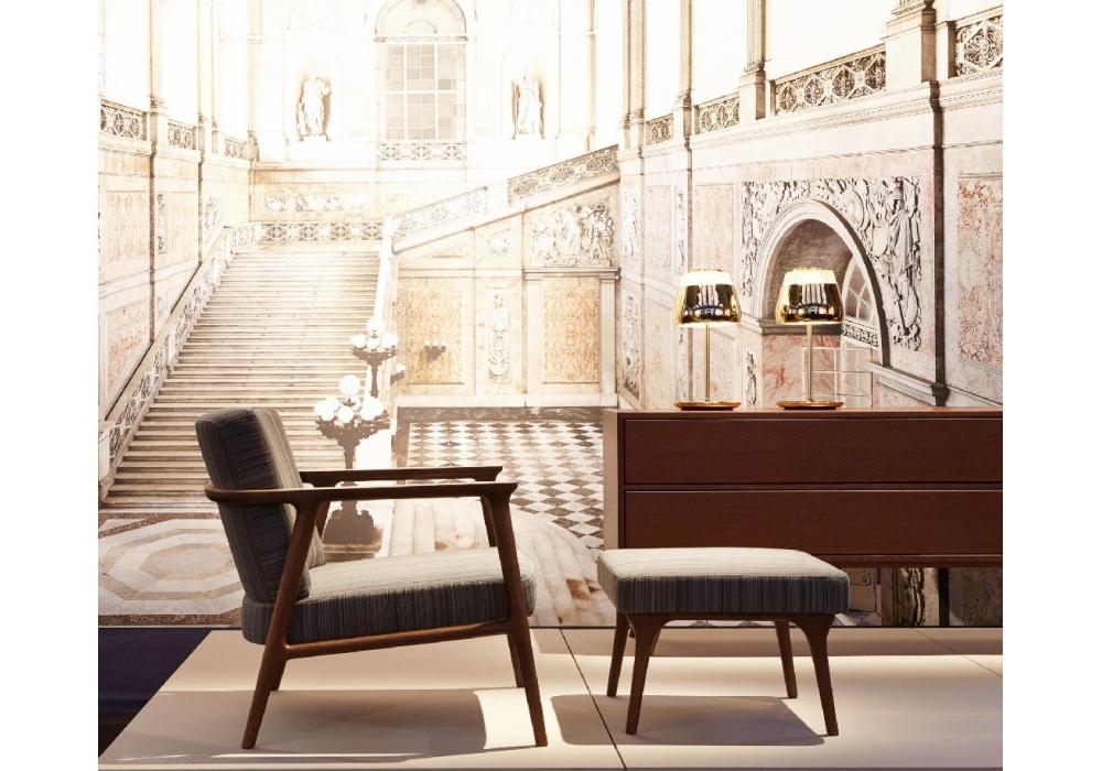 Zio Lounge Chair Moooi Milia Shop