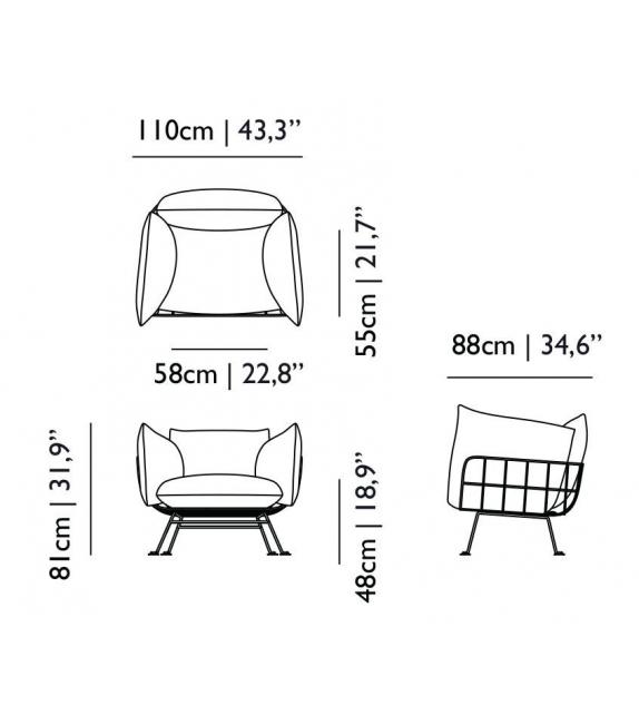 Nest Chair Moooi
