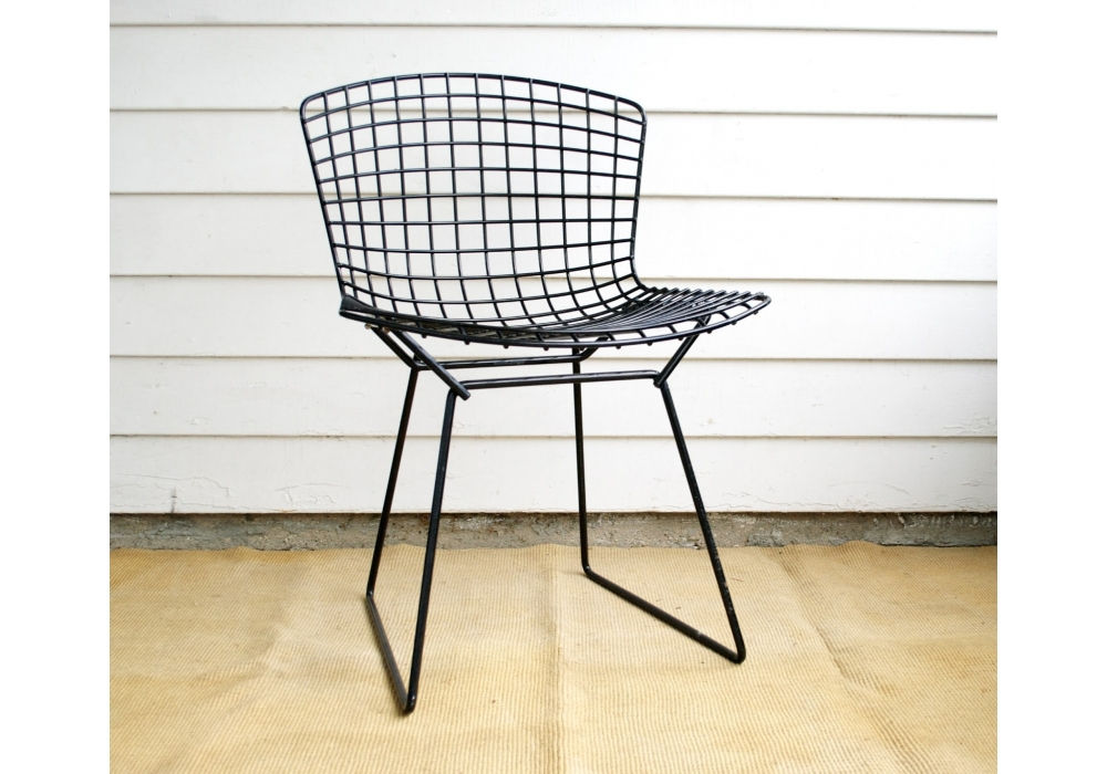 Bertoia sedia milia shop for Sedie design knoll