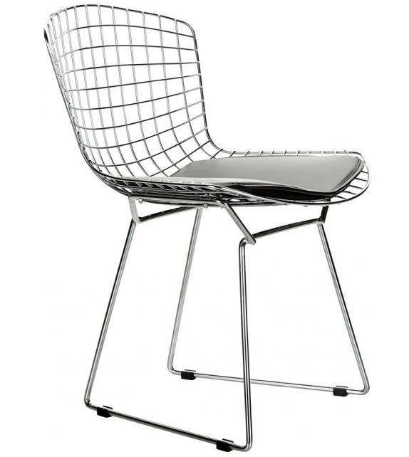 Bertoia Chaise Avec Coussin