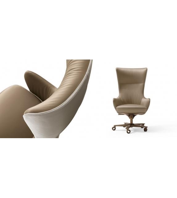 Genius Wing Chair Giorgetti
