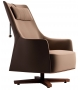 Mobius Giorgetti Wing Chair