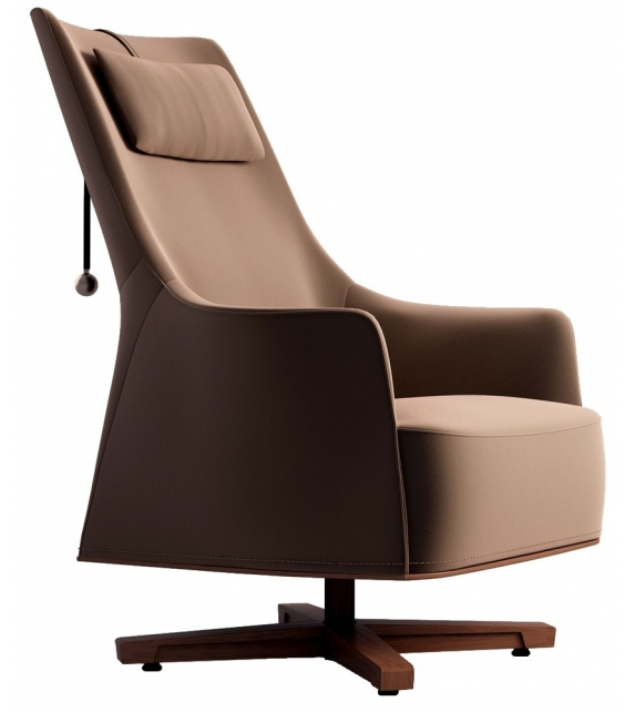 Mobius Wing Chair Giorgetti