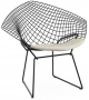 Bertoia Diamond Chair With Cushion Knoll