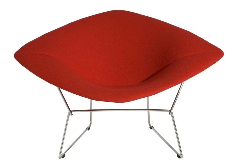 bertoia large diamond chair knoll milia shop. Black Bedroom Furniture Sets. Home Design Ideas