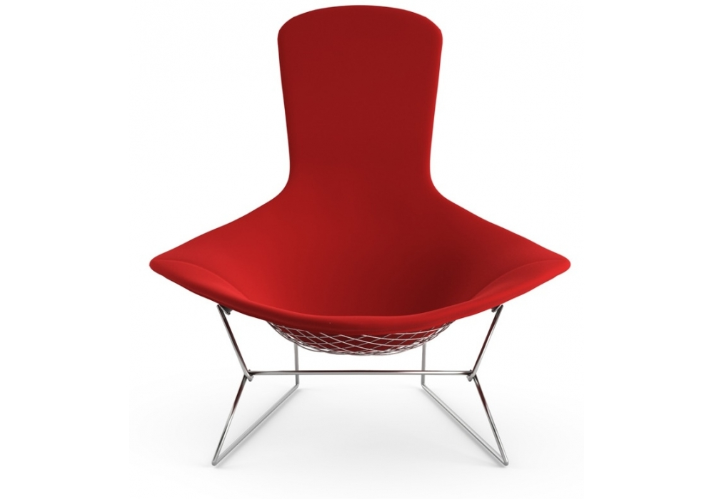 Bertoia bird chair fauteuil knoll milia shop - Fauteuil bertoia knoll ...