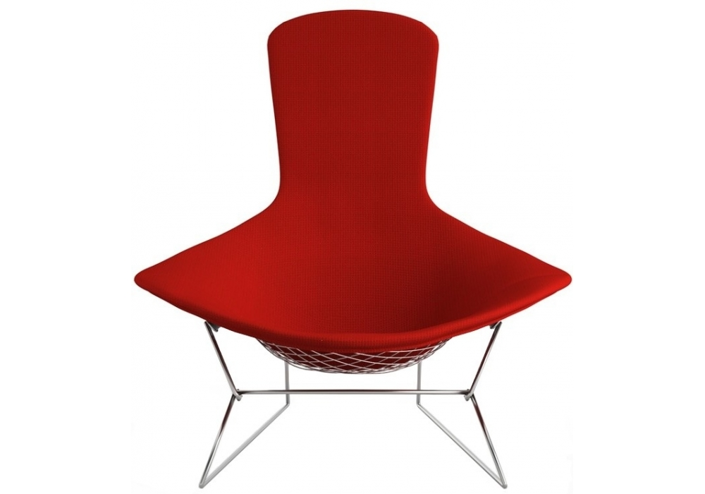 Bertoia bird chair knoll milia shop for Chaise bertoia knoll