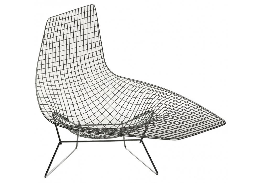 bertoia fauteuil asym trique knoll milia shop. Black Bedroom Furniture Sets. Home Design Ideas