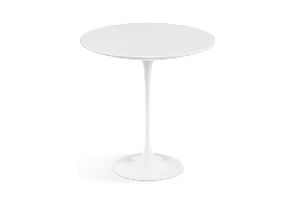 Saarinen Round Coffee Table Wood Knoll Milia Shop - Knoll pedestal table